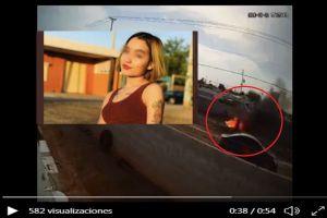 """Autoridades criminalizan a jovencita asesinada y quemada: """"tenía tatuajes por todos lados"""", dice fiscal"""
