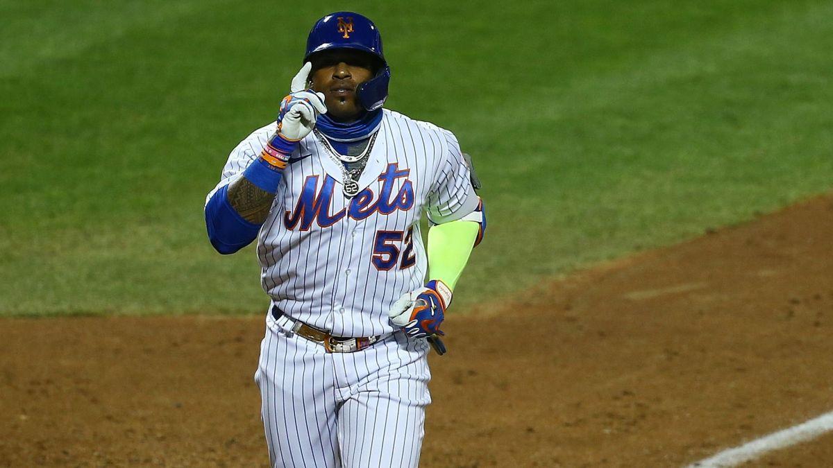 El cubano abandonó la temporada de MLB con los Mets de Nueva York por temor al coronavirus.