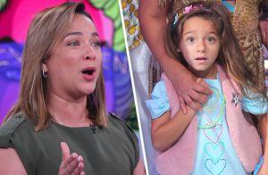 Tachan de 'irresponsable' a Adamari López por mandar a su hija Alaïa al colegio durante la pandemia