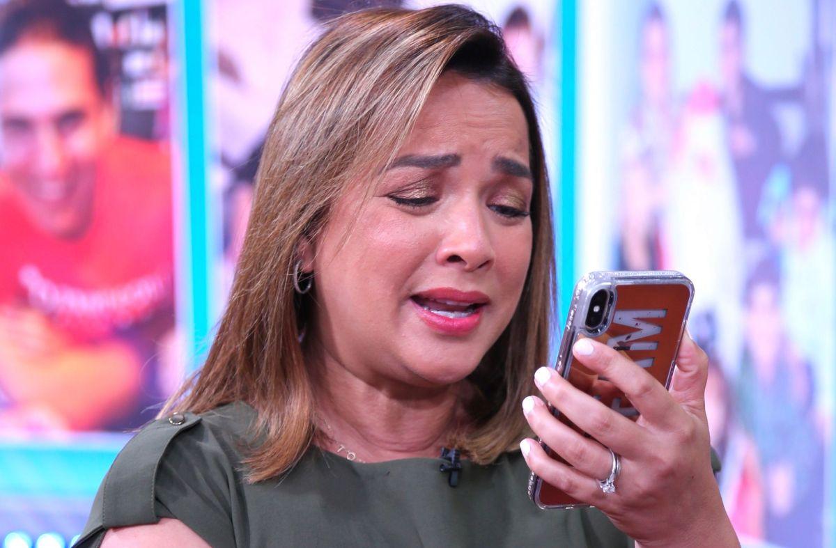 Adamari López, la presentadora de 'Hoy Día'.