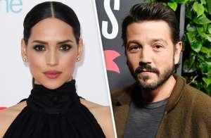 Confirman a Adria Arjona para spinoff de 'Stars Wars' con Diego Luna en Disney+