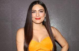 Sin sostén, Ana Brenda Contreras enciende con atrevido escote en los Latin Grammy 2020