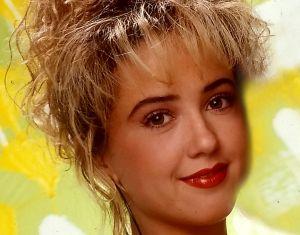 """Así lucía Andrea Legarreta en el primer programa de """"Hoy"""" hace 22 años"""