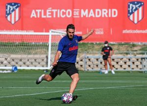Se desconocen los nombres: dos positivos en el Atlético de Madrid comprometen su participación en la Champions League