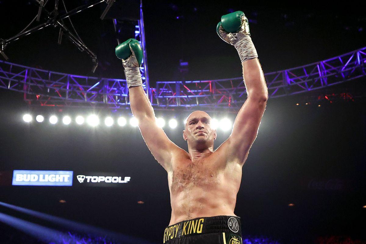 Sólo falta la firma: Tyson Fury ya tiene rival y fecha de regreso al cuadrilátero