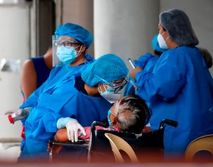 Enfermera pierde una pierna por trabajar extra por pandemia de coronavirus