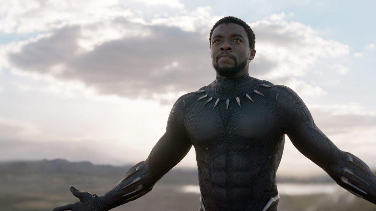 Famosos reaccionan a la inesperada muerte de Chadwick Boseman, el Black Panther del Universo Marvel