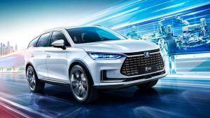Este es el nuevo BYD Tang, el SUV eléctrico de siete plazas más rápido del mercado