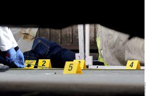FOTOS: Sicarios matan a hombres que presuntamente se citaron en motel para tener sexo