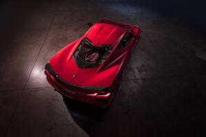 Si ordenas un Chevrolet Corvette C8 2021 puede que lo recibas hasta 18 meses después
