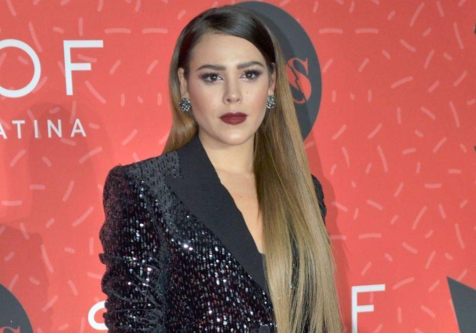 Danna Paola rompe el silencio sobre su salida de Élite