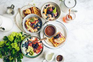 6 alternativas de desayuno para combatir la inflamación