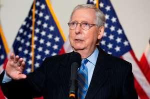 ¿Por qué el republicano de mayor rango en el Senado quiere acabar con plan de estímulo que negocian demócratas en la Cámara?