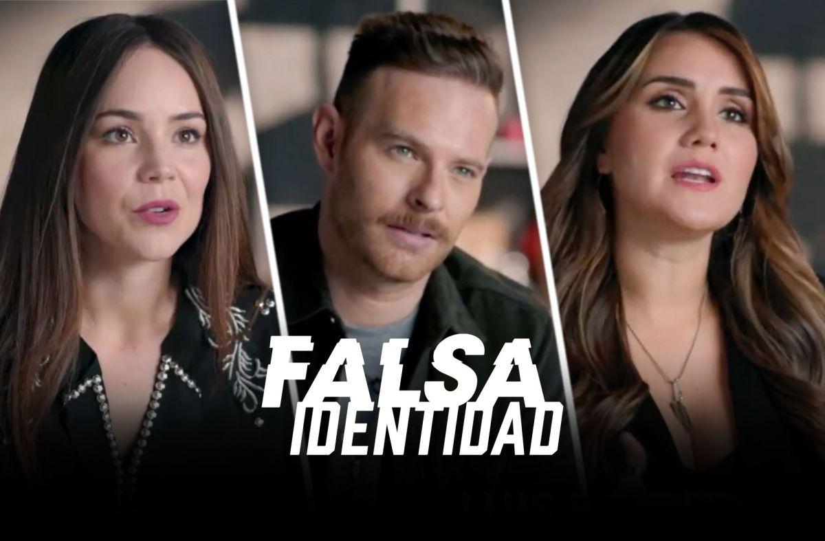 Camila Sodi, Luis Ernesto Franco and Dulce María are part of 'Falsa Identidad 2' on Telemundo.