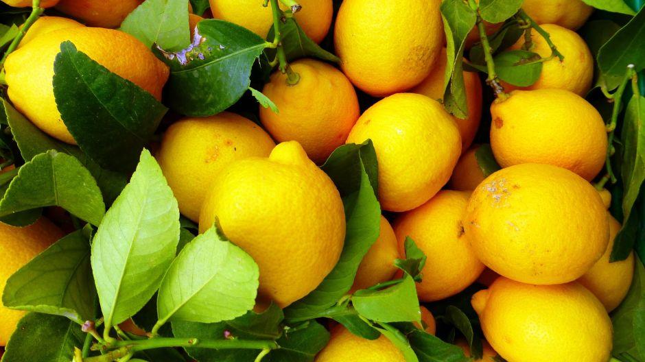 4 soprendentes usos medicinales de la cáscara de limón