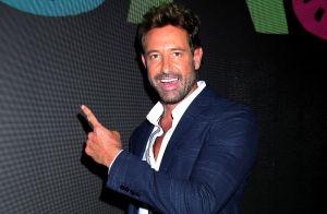Gabriel Soto estrena look para su nueva telenovela, en donde lucirá como nunca antes