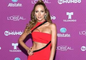 Geraldine Bazán presume sus vacaciones luciendo cuerpazo en bikini