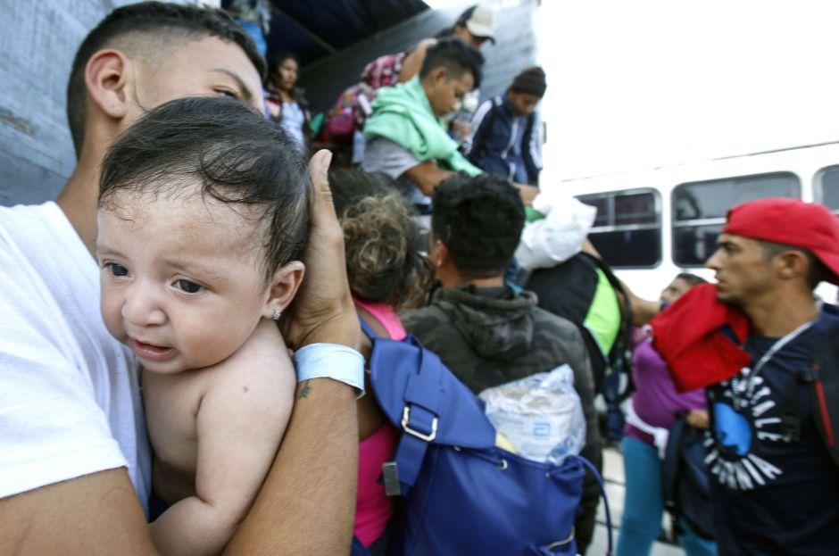 Detienen a 55 indocumentados en Oaxaca, uno presenta síntomas de coronavirus