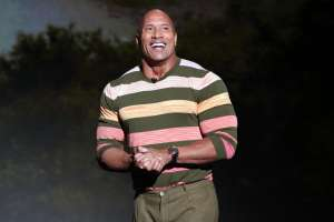 "Dwayne Johnson ""The Rock"" es el actor mejor pagado de Hollywood"