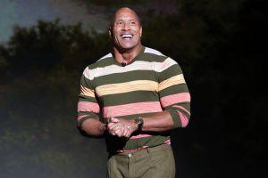 """Dwayne Johnson """"The Rock"""" es el actor mejor pagado de Hollywood"""