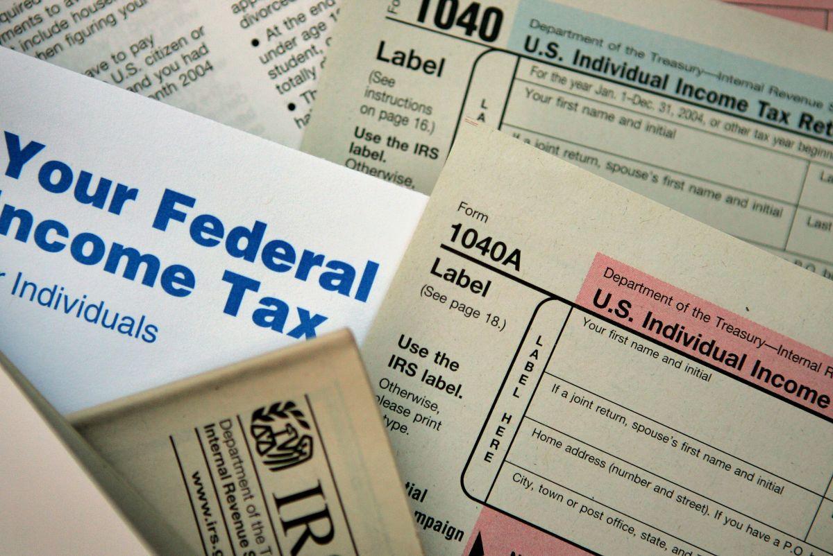 IRS envía alerta a más de un millón de no residentes que tienen que declarar impuestos