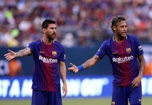 """Misión Messi: Neymar es el encargado de convencer a """"La Pulga"""" para que fiche por el PSG y ya le llamó, reportan"""