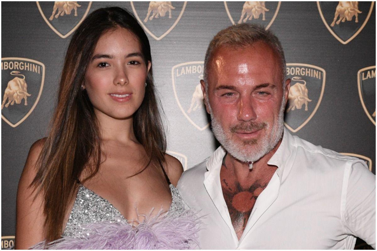 La novia de Gianluca Vacchi, Sharon Fonseca, publica foto de su pasado y luce totalmente irreconocible