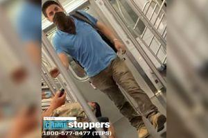 Arrestan a hispano por más de 400 ventanas rotas en el Metro de Nueva York