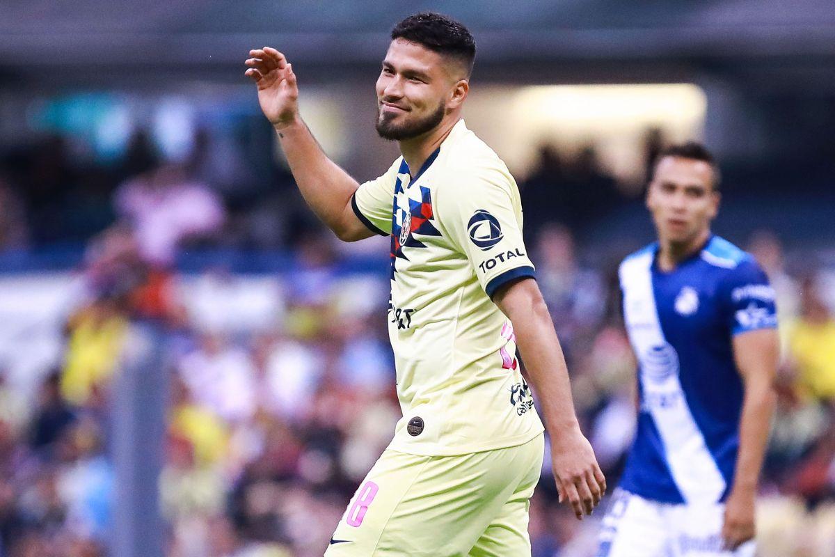 Bruno Valdez sufrió una rotura de ligamentos en la rodilla izquierda.