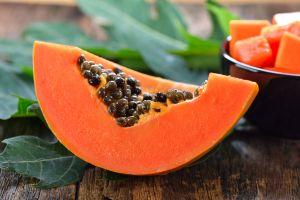 Vientre plano y dos kilos menos en 5 días con la dieta de la papaya