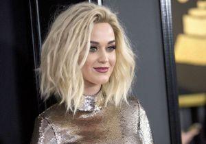 Katy Perry posa en ropa interior para mostrar cómo luce su cuerpo después de su embarazo