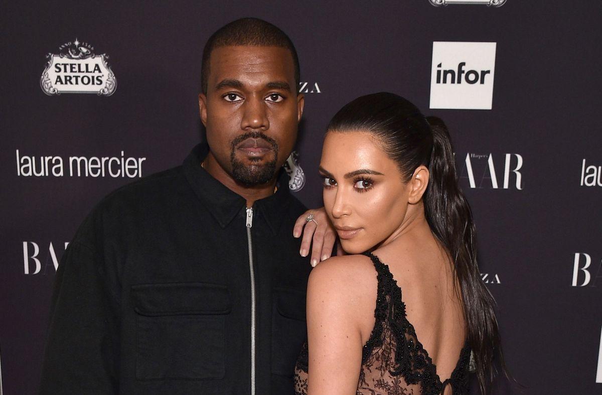 Kanye West está molesto y no quiere que hablen de su crisis matrimonial en el reality de Kim Kardashian