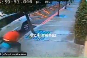 VIDEO: Matan a hombre en México para robarle $10,000 dólares