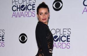 Lea Michele ya tiene lista su 'camioneta de mamá': Una potente Range Rover