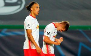 La sorpresa del torneo: al estilo alemán, el RB Leipzig eliminó al Atlético de Madrid de la Champions League