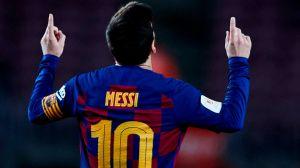 Más sal a la herida: el último gol de Messi con la camiseta del Barcelona, elegido como el mejor de la Champions League