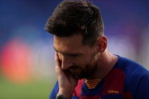 """""""Al final, el amor es una mierda"""": la divertida reflexión en video sobre la ruptura entre Leo Messi y el Barcelona"""