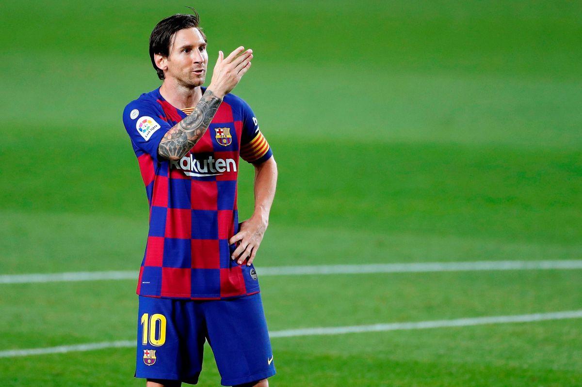 Mensaje presidencial para Lionel Messi: Alberto Fernández, mandatario de Argentina, pide al astro que vaya a jugar a la liga de su país