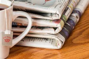 Veintitrés años repartiendo noticias