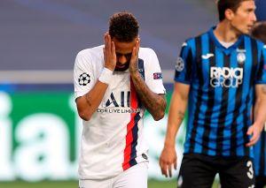¡Increíble! la falla de Neymar en un mano a mano ante el Atalanta… ¿la peor de su carrera?