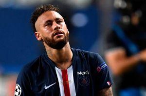En eso sí es campeón: nadie lloró como Neymar tras perder la final de la Champions League
