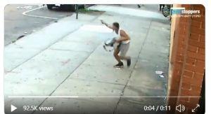 Video capta balacera hacia cancha de baloncesto a plena luz en Nueva York: 4 heridos