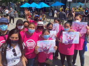 Empeora crisis por coronavirus en NYC: el trabajo no vuelve, el pago de la renta sí y se demandan soluciones