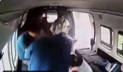 VIDEO: Golpiza a ladrón en México desata reacciones y memes