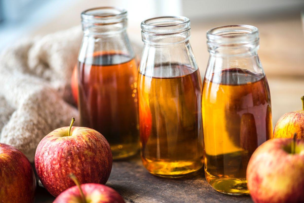 Vinagre de manzana: ¿previene o empeora la acidez estomacal?