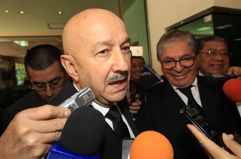 Carlos Salinas de Gortari, expresidente de México