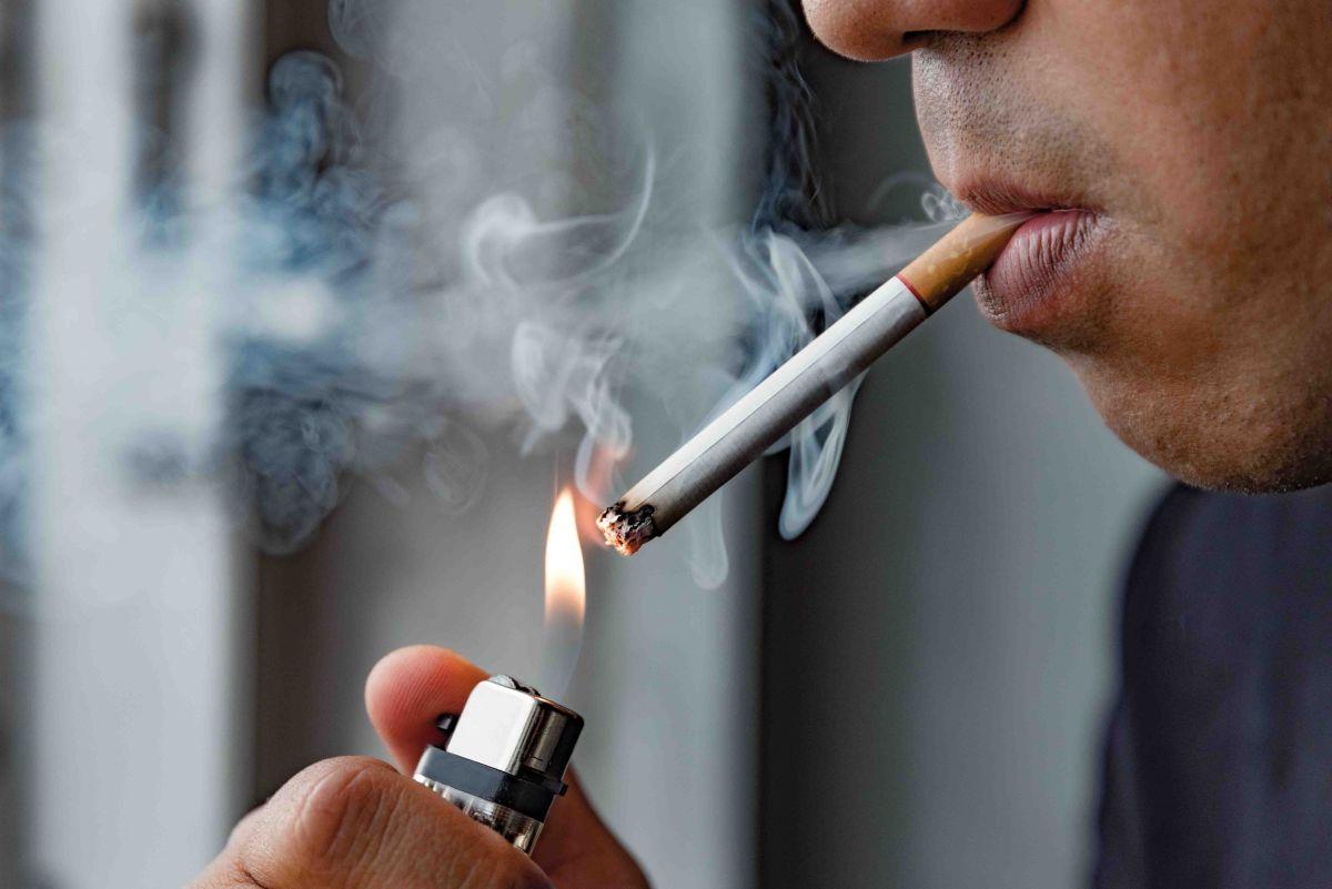 Cuáles son los síntomas de la adicción a la nicotina