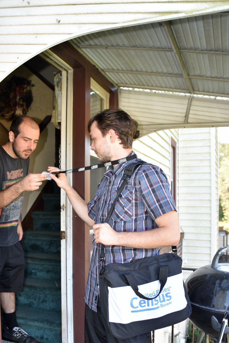 Lo que debe saber antes de que un censista llegue a su casa