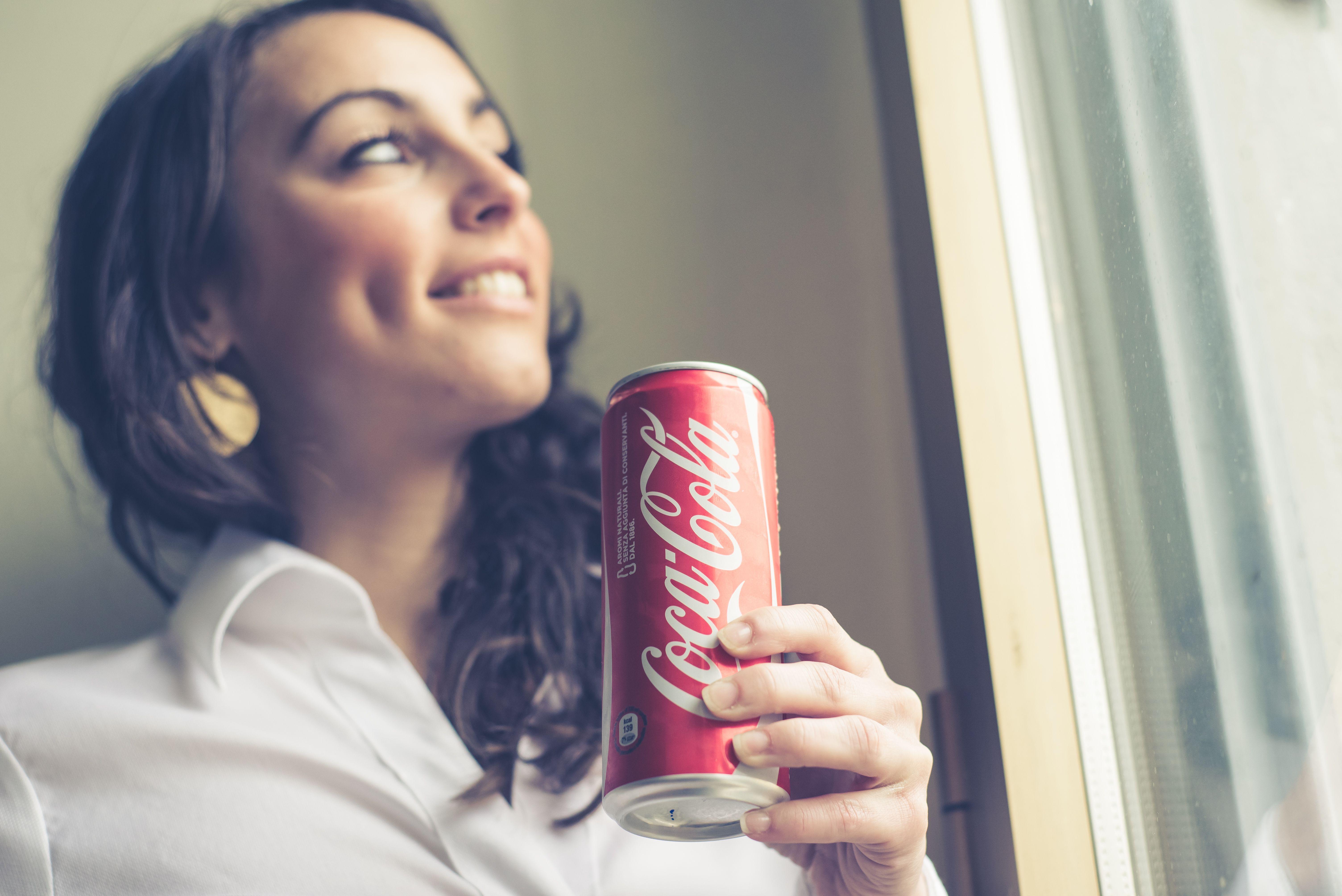 coca cola gaseosa refresco