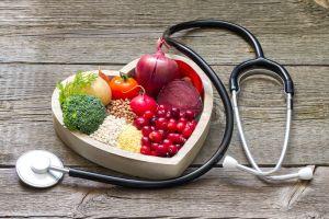 La dieta recomendada para personas con padecimientos cardíacos